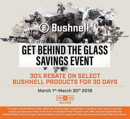 Bushnell Rebate