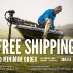 Free Shipping Code at Cabela's with No Minimum- Limited Time!