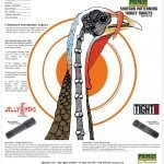 12 Turkey Shotgun Patterning Targets- Amazon Low Price