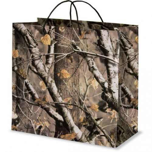 camouflage Christmas bags