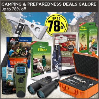 Camping Clearance