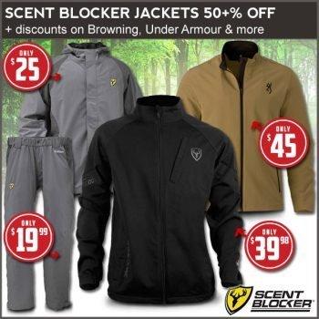 hunting apparel sale