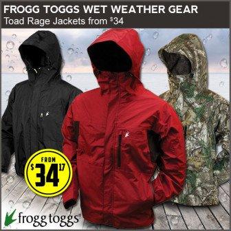 Frog Togg Rain jacket deal