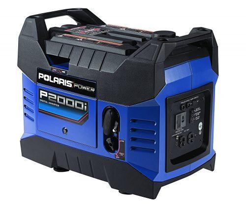 Polaris Power P2000i Portable Gas Powered Digital Inverter Generator
