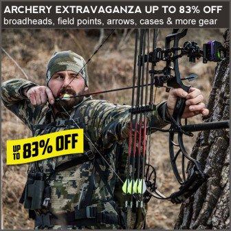 archery gear sale