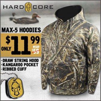 camo hunting hoodie sale