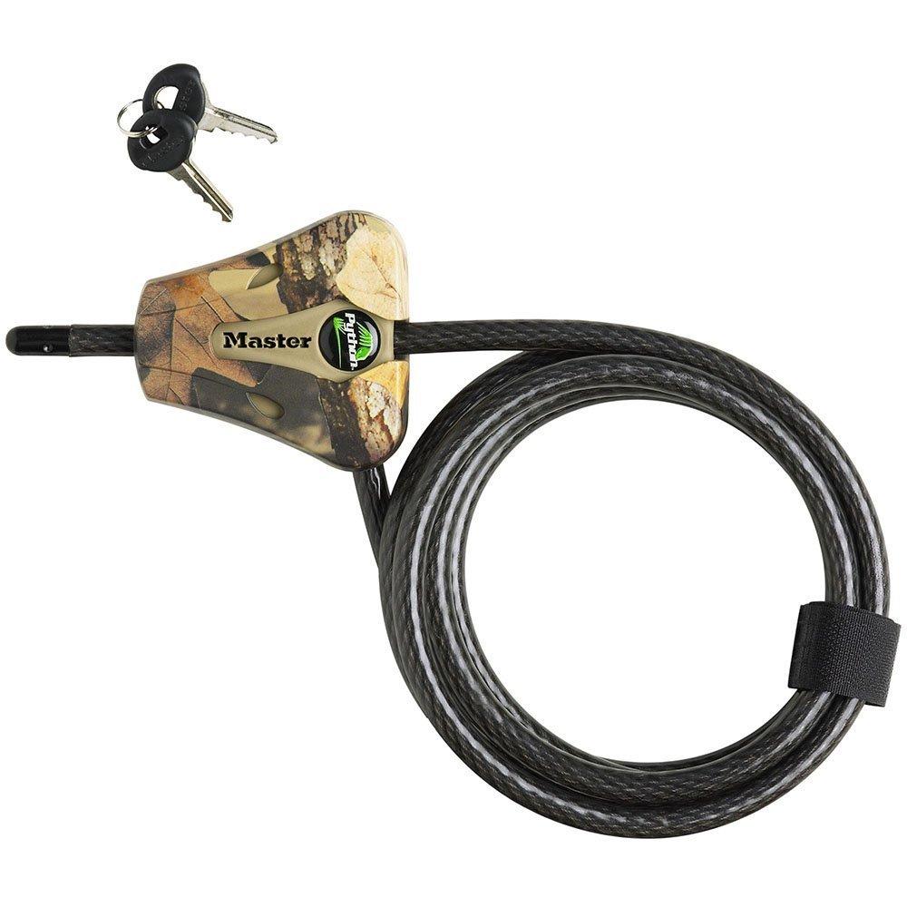 trail camera lock treestand