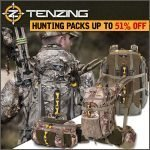Tenzing Packs – Up to 51% Off at Field Supply – Ends 11/26