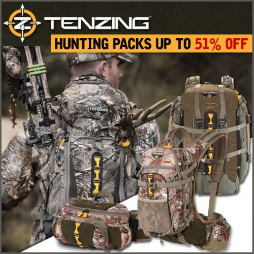 Tenzing backpack clearance best price
