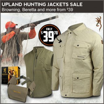 bird hunting gear deal