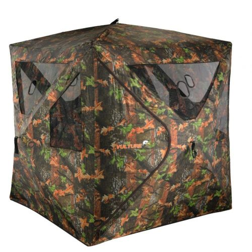 cheap hunting ground blind deal