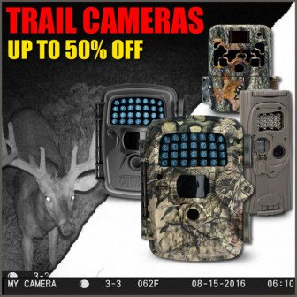discount trail cameras