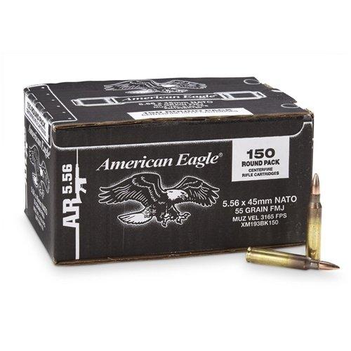 AR 15 ammo in stock