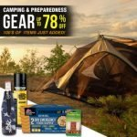 Camping & Emergency Preparedness Sale at Wing Supply