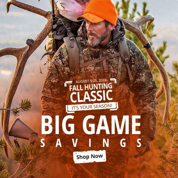 cabela's hunting sales