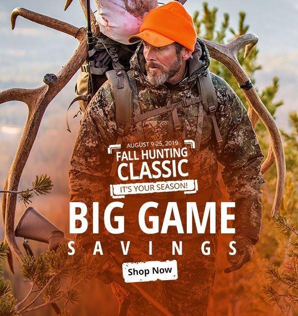 cabela's hunting sales