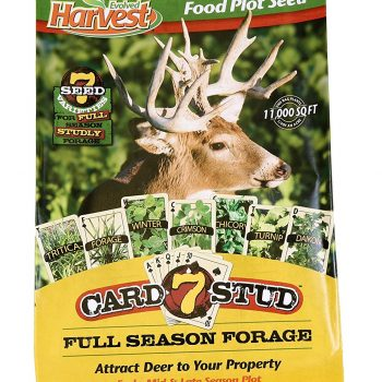 fall food plot blend deer hunting sale