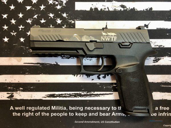 NWTF collectible gun