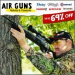 Up to 69% Air Guns at Field Supply – Ends 9/16