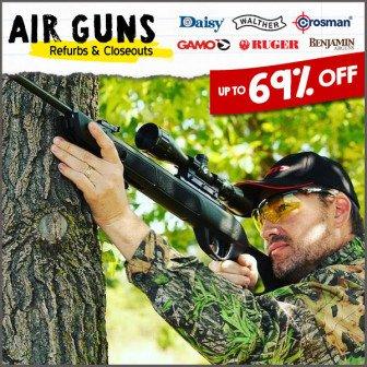 best hunting air guns