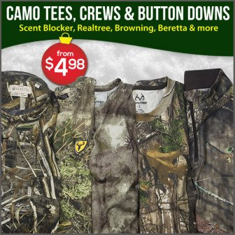 best deal on camo