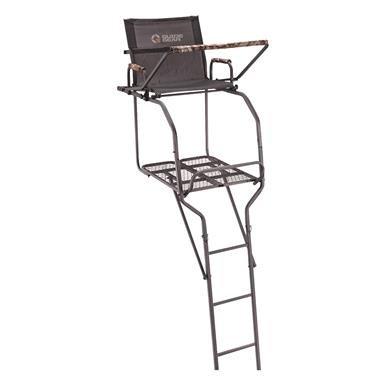 ultra comfort ladder treestand deal