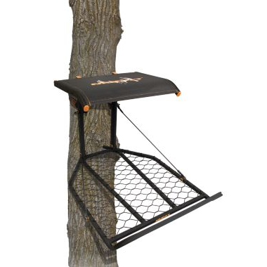 481949c72 You can pick up Muddy The Boss XL Hang-On Treestand for only $52.24 if  you're a Good Sam Club Member, $54.99 if you're not.