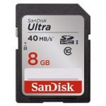 SanDisk Ultra 8GB SD Card – Class 10 SDHC – Amazon Deal