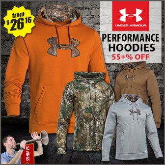 under armour hoody best deal