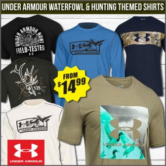 under armour clothing sale tee
