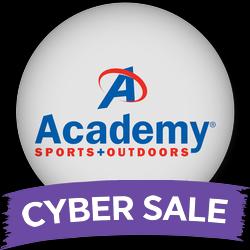 academy sports cyber sale