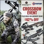 Crossbow Sale at Field Supply – Save up to 62% – Ends 11/8