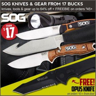 best deal on knife