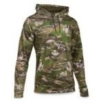Under Armour Men's Icon Water Resistant Camo Hoodie – $20.29 – Sportsman's Guide
