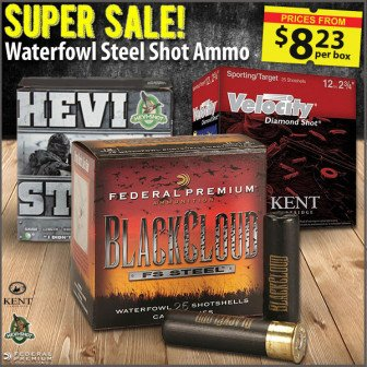 best duck hunting ammo sale