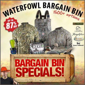 duck hunting gear best prices