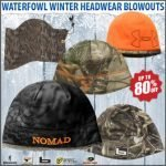 Beanies Toboggans, Face Masks and More on Sale at Wing Supply – Ends 11/10