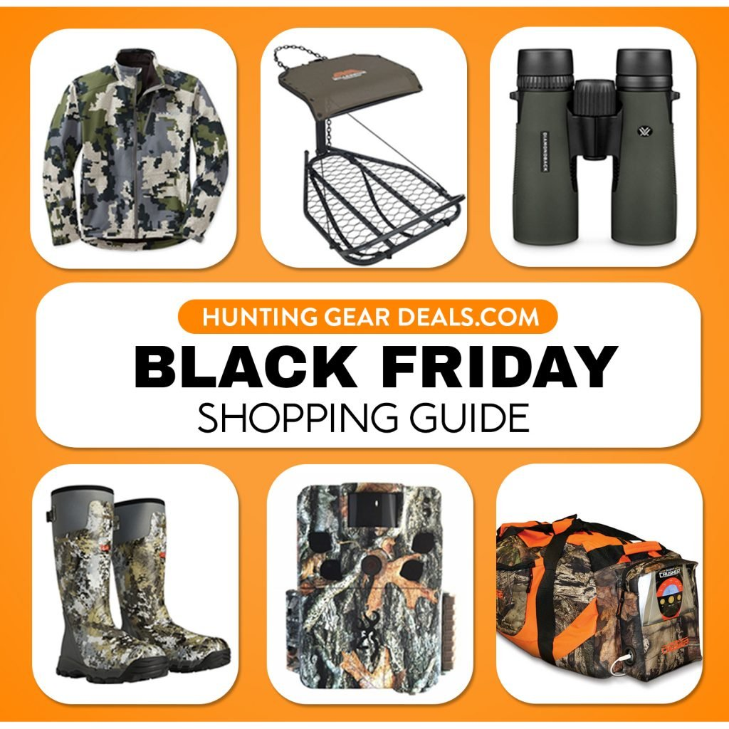 6873a1b0cd0 The #1 List of Black Friday 2018 Hunting Sales- Camo & Gear for Hunters