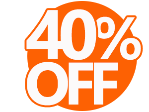 40% off hunting apparel