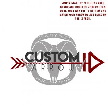 sale hunting arrows custom