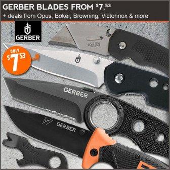 best knife sale