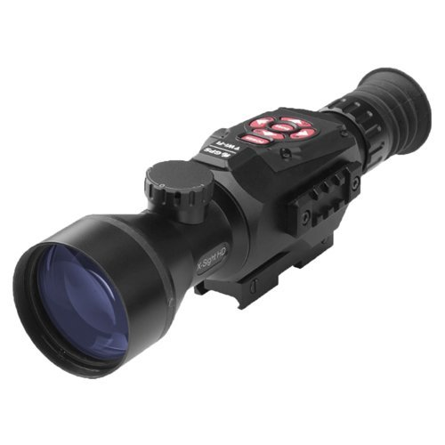 best coyote hunting scope