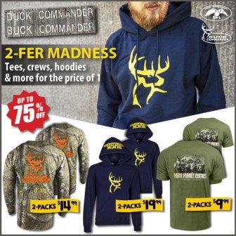buck commander gear sale