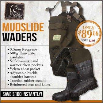 hunting wader sale