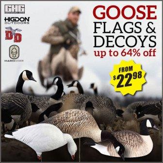 best price on waterfowl decoys