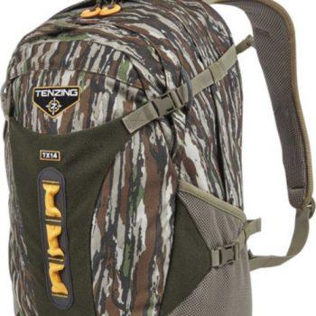 Bowhunting backpack moss oak