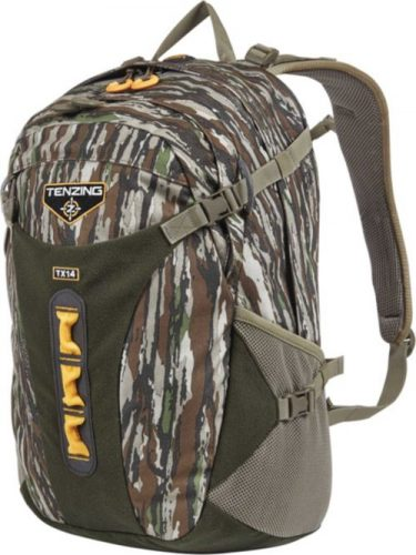 Bowhunting backpack moss oak