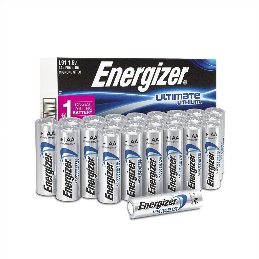 best deal energizer lithium batteries