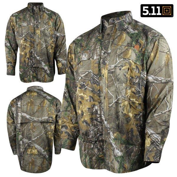 2572e50f07ec7 HGD Exclusive- 5.11 Realtree Xtra Long-Sleeve Taclite Pro Shirt- $19.85