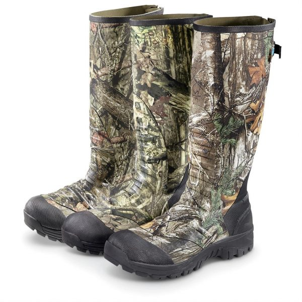 warmest hunting rubber boot